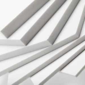 Pcv białe spienione - 1 mm