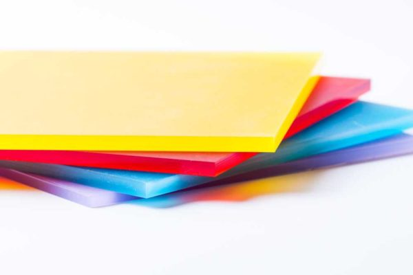 Plexi kolorowa cięta na wymiar